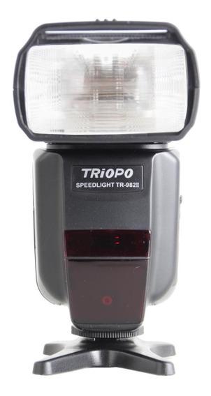 Flash Para Nikon Triopo 982ii D7200 D3300 D5200 D7100