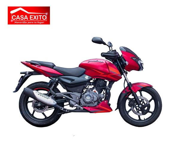 Moto Bajaj Pulsar 180gt 180cc Año 2020 Color Ne/ Ro/ Az