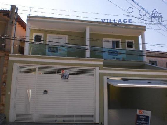 Sobrado Residencial À Venda, Jardim Regina, São Paulo. - So1715