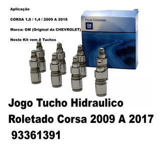Jg 8 Tuchos Roletados(hidráulicos)originais-celta 1.0-09/16