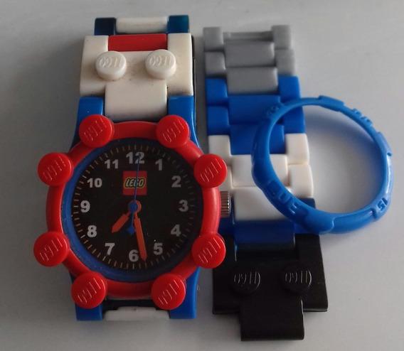 Relógio De Pulso Lego