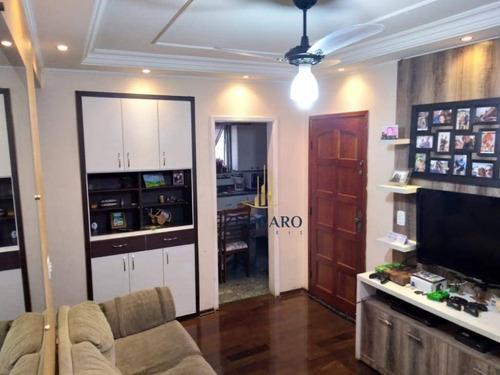 Apartamento Com 2 Dormitórios À Venda, 50 M² Por R$ 195.000,00 - Macedo - Guarulhos/sp - Ap16862