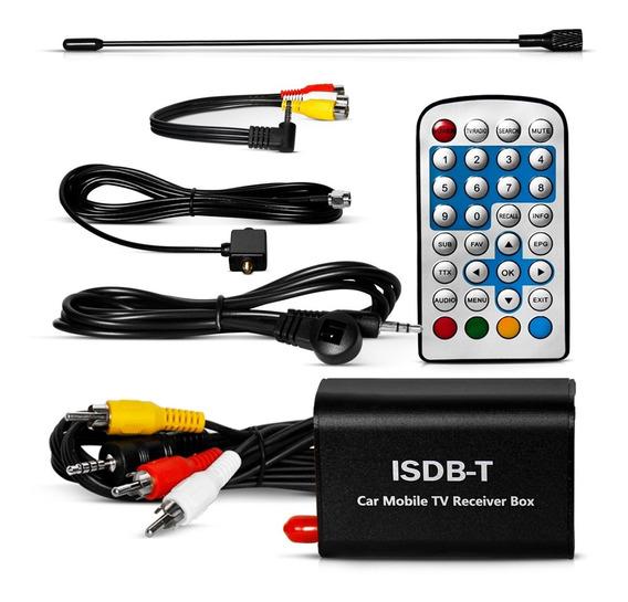 Antena Receptor Digital Tv Dvd Automotivo