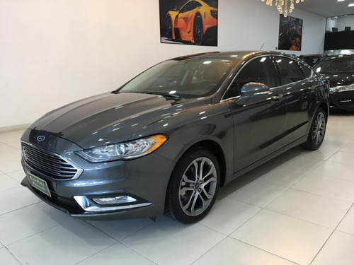 Imagem 1 de 15 de Ford Fusion Sel 2.0ecoboost 2017