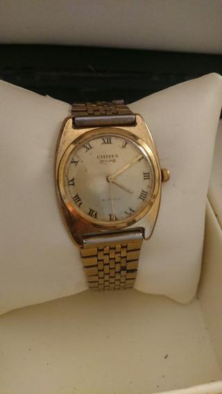 Reloj Ctitizen Hi-line Chapa De 18k