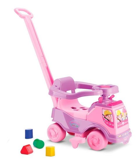 Totoka Plus Menina 8 Em 1 Com Apoio - Cardoso Toys