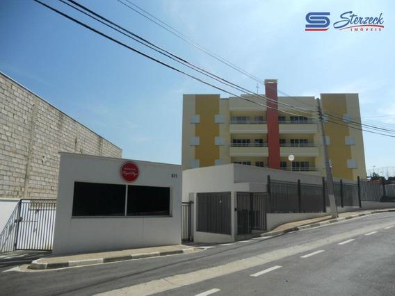 Apartamento Com 3 Dormitórios Para Alugar, 92 M² Por R$ 2.100,00/mês - Pinheirinho - Vinhedo/sp - Ap0162