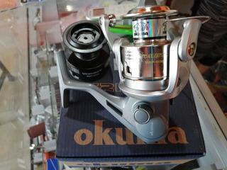 Carrete Okuma Trinity 6000