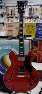 Strinberg Guitarra Semi-acústica Shs300 Rd
