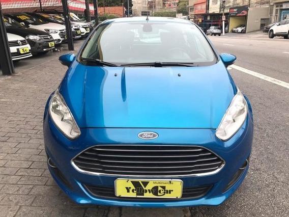 Ford Fiesta Titanium 1.6 16v Flex, Eff0119