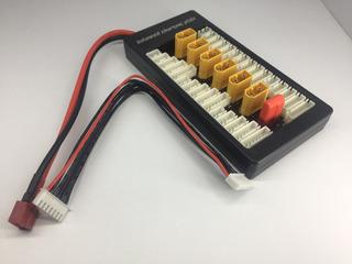 Tableta Paralela Para Cargador De Baterias Xt60 2-6s