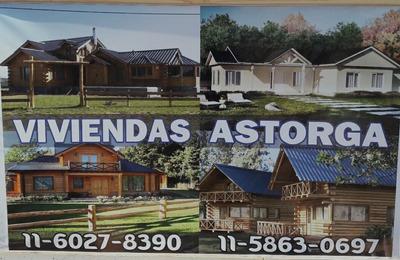 Casa Premoldeadas, Cabañas, Casillas, Estilo Americana Y Mas