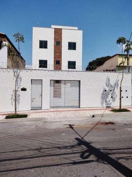 Apartamento Com Área Privativa Com 3 Quartos Para Comprar No Planalto Em Belo Horizonte/mg - 3728