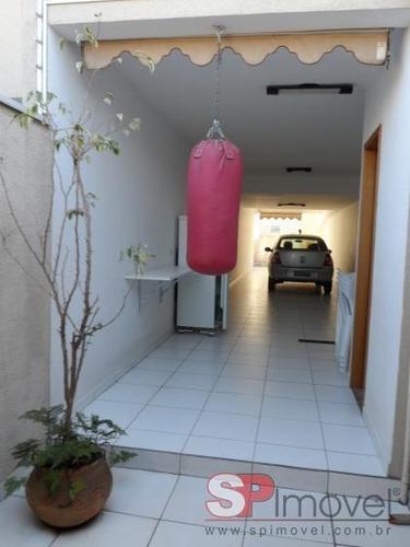 Imagem 1 de 13 de Sobrado Com 3 Dormitórios À Venda, 160 M² Por R$ 753.000 - Freguesia Do Ó - São Paulo/sp - So1201v