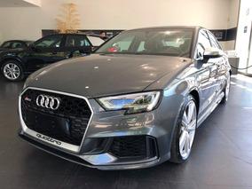 Nuevo Audi Rs3 Sedan S-tronic Quattro 400cv 2018 Sport Cars