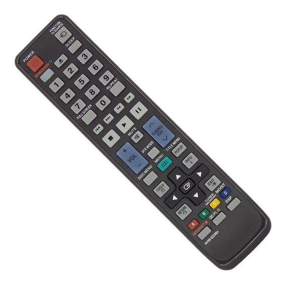 Controle Remoto Home Theater Samsung Ah59-02298a / Htc5500