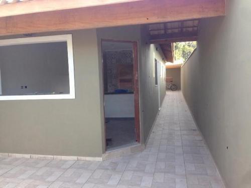 Casa Geminada No Jardim Magalhães, Em Itanhaém 5771