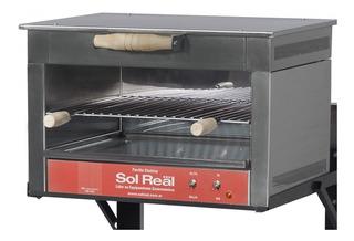 Parrilla eléctrica Sol Real 198 220V