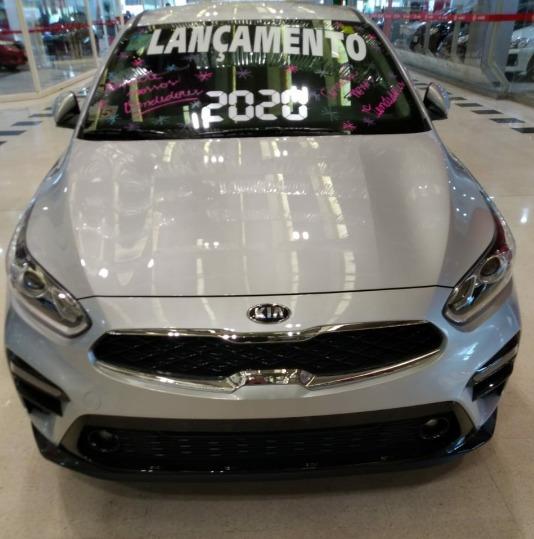 Kia Cerato 2.0 Ex Flex Aut. 4p Ano 2020