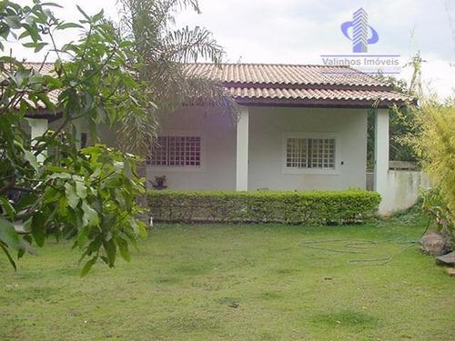 Chácara Residencial À Venda, Estância Das Flores, Vinhedo - Ch0007. - Ch0007