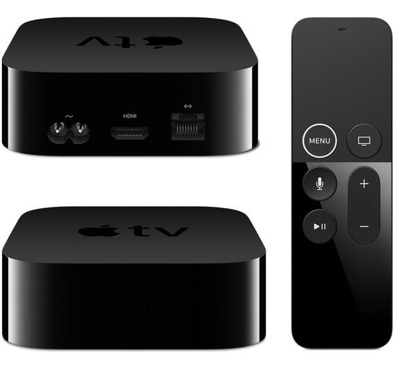 Apple Tv 4k 32gb Mqd22 Lacrado Pronta Entrega