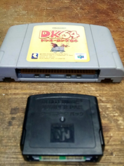 Donkey Kong 64 +spansion Pack
