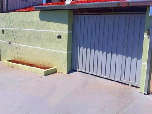 Casa Térrea, Com 3 Dormitórios - Ca01604