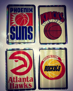 Calcos Stickers Nba Retro