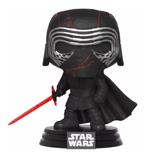 Funko Pop Star Wars 308 Kylo Ren Supreme Leader Episodio 9