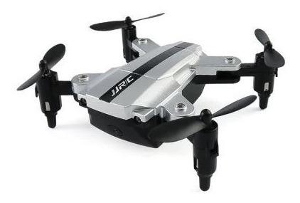 Mini Drone Dobrável Rc Drone Wifi Fpv Câmera 480p