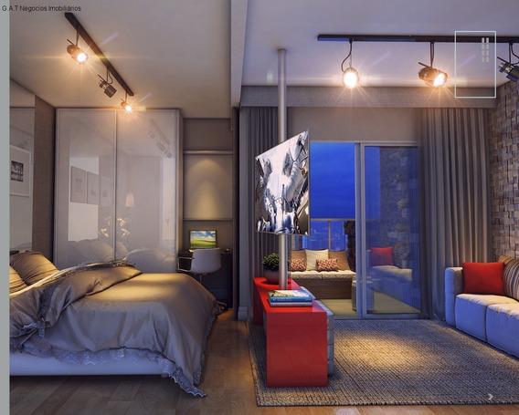 Apartamento, Venda, Condomínio Liberty Home Studio - Sorocaba/sp - Ap07948 - 33846459