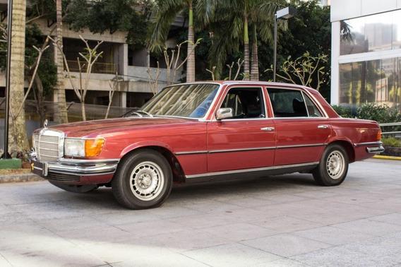 1979 Mercedes Benz 450sel 6.9l