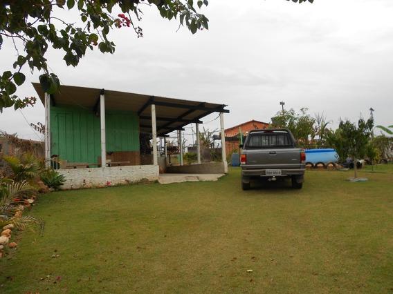 Rancho Com Pomar E Rio Sarapuí Local Seguro