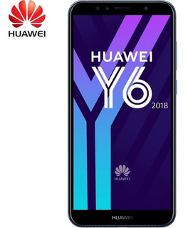 Huawei Y6 2018 2gb Ram 16gb Nuevo 4g Lte Caja Sellada