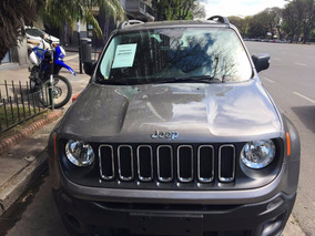 Jeep Renegade Sport Wild De Contado! 0km Linea Nueva
