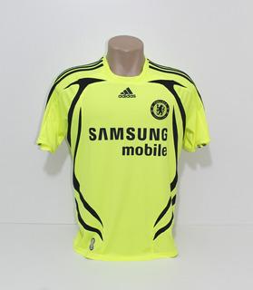 Camisa Original Chelsea 2007/2008 Away