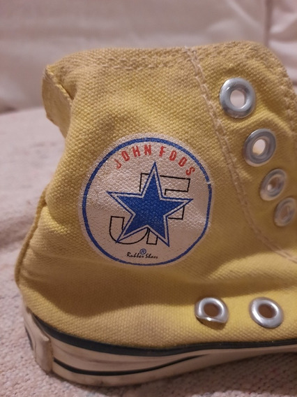 Botitas/zapatillas Johnfoos T. 36