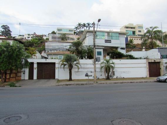 Excelente Casa Comercial Na Melhor Avenida Do Belvedere - 4690