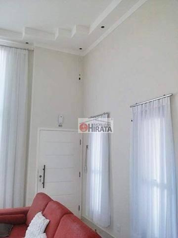 Imagem 1 de 14 de Casa Com 3 Dormitórios À Venda, 146 M² Por R$ 580.000,00 - Residencial Real Parque Sumaré - Sumaré/sp - Ca1185