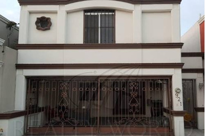 Casas En Venta En Cerradas De Anáhuac, General Escobedo