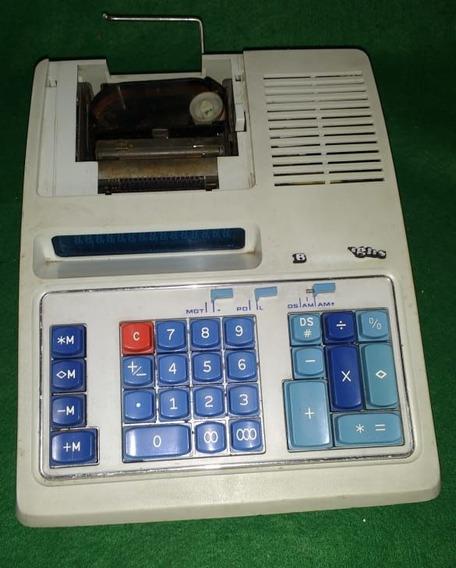 Calculadora Burroughs Modelo C-2470 (sucata)leia A Descrição