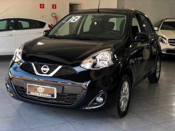 Nissan March 1.6 Sv Novíssimo