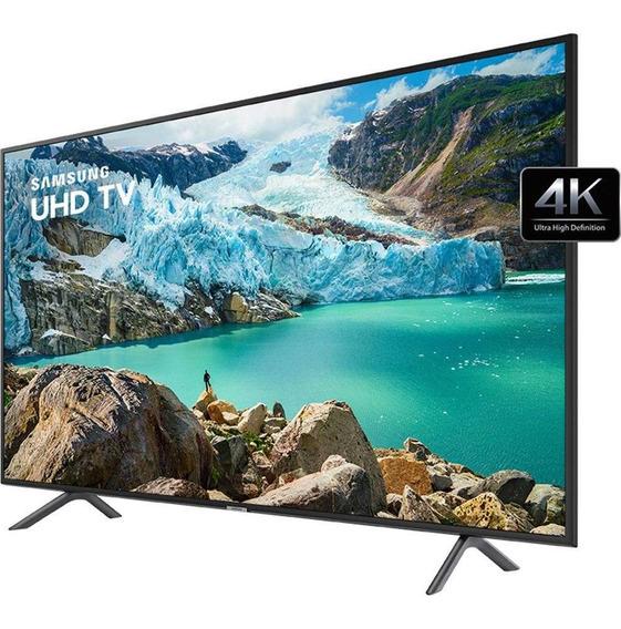 Smart Tv Samsung Uhd 4k 2019 Ru7100 65 Visual Livre De Cabo Frete Gratis Sao Paulo