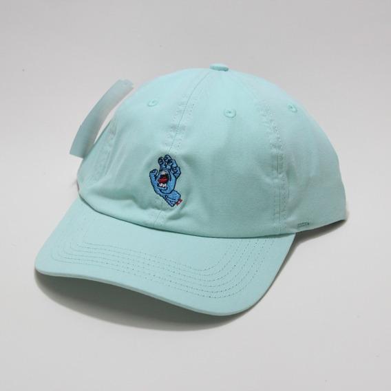 Boné Dad Hat Aba Curva Santa Cruz Original