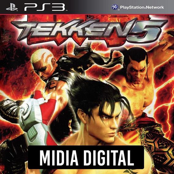 Ps3 - Tekken 5 Dark Resurrection