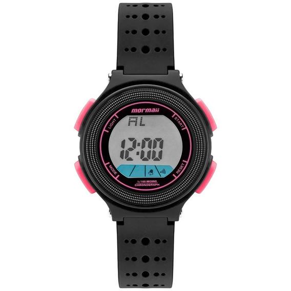 Relógio Feminino Infantil Mormaii Digital Mo0974b/8t