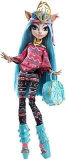 Monster High Brandboo Estudiantes Isi Dawndancer Doll