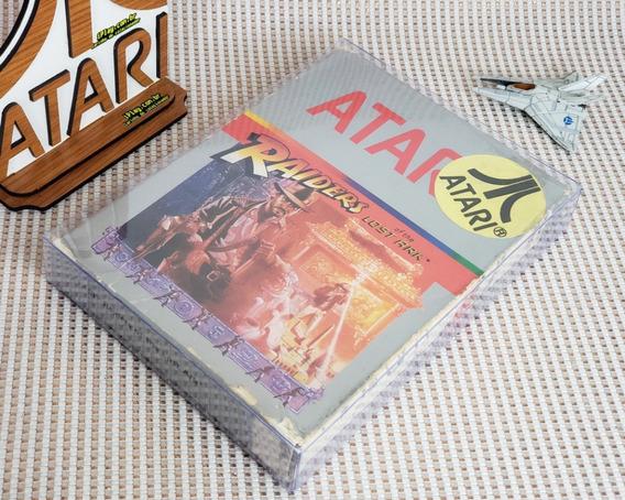 Indiana Jones Raiders The Lost Ark [ Atari 2600 Nib] Lacrado