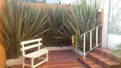 Linda Casa En Renta En Ciudad Jardin Coyoacan