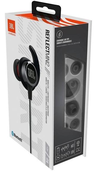Fone Ouvido Jbl Resistente Ao Suor Reflect Mini 2 Bluetooth